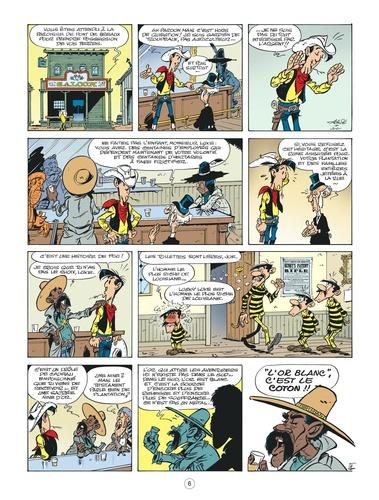 Les Aventures de Lucky Luke d'après Morris Tome 9 Un cowboy dans le coton