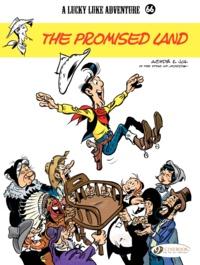 Jul et  Achdé - Lucky Luke Tome 66 : The promised land.