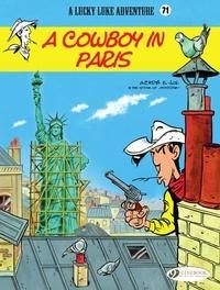 Jul et  Achdé - Lucky Luke - Volume 71 - A Cowboy in Paris.