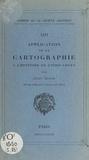 Jules Bloch et C. Caillat - Application de la cartographie à l'histoire de l'indo-aryen.
