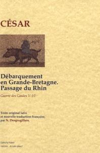 Blackclover.fr Guerre des Gaules - Tome 5 et 6, Débarquement en Grande-Bretagne, passage du Rhin Image
