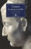 Jules César - Le guerre in Gallia (De bello Gallico) - Edition bilingue italien-latin.
