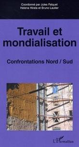 Jules Falquet - Cahiers du genre N° 40, 2006 : Travail et mondialisation : Confrontations Nord-Sud.