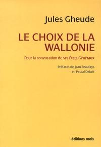 Accentsonline.fr Le choix de la Wallonie - Pour la convocation de ses Etats-Généraux Image