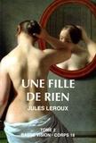 Jules Leroux - Une fille de rien.