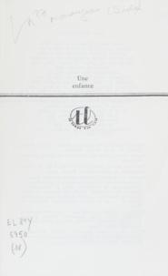 Jules Marouzeau - Une enfance.