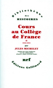 Jules Michelet - .