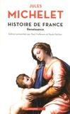 Jules Michelet - Histoire de France - Tome 7, Renaissance.