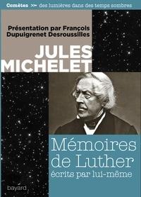 Deedr.fr Mémoires de Luther écrits par lui-même Image
