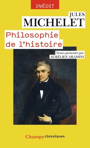 Philosophie de l'histoire