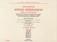 Jules Molk et Paul Appell - Encyclopédie des sciences mathématiques pures et appliquées - Tome 4, Mécanique, Volume 1, Généralités, historique.