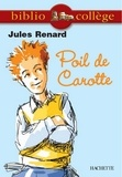 Jules Renard et Béatrice Mandopoulos - Bibliocollège - Poil de Carotte, Jules Renard.