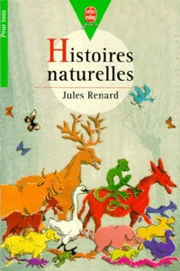 Best-seller livres pdf télécharger HISTOIRES NATURELLES 9782013214285 par Jules Renard ePub PDB MOBI (French Edition)