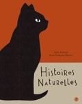 Jules Renard et Jean-François Martin - Histoires naturelles - Extraits.