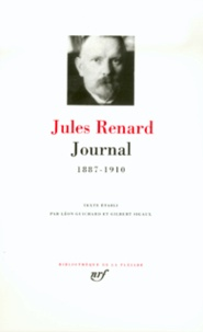 Jules Renard - Journal - 1887-1910.