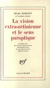 Accentsonline.fr LA VISION EXTRA- RETINIENNE ET LE SENS PAROPTIQUE Image