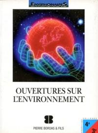 Accentsonline.fr Ouvertures sur l'environnement - Classes de 4e et 3e Image