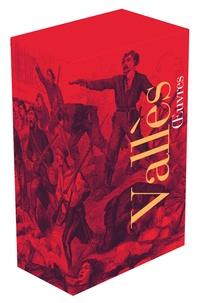 Jules Vallès - Oeuvres - Coffret en 2 volumes : Tome 1, 1857-1870 ; Tome 2, 1871-1885.