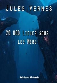 Jules Verne - 20 000 Lieues sous les Mers.