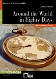 Jules Verne - Around the world in 80 days. 1 Cédérom