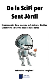 Jules Verne et Agustí Farran I Serés - De la SciFi per Sent Jòrdi.
