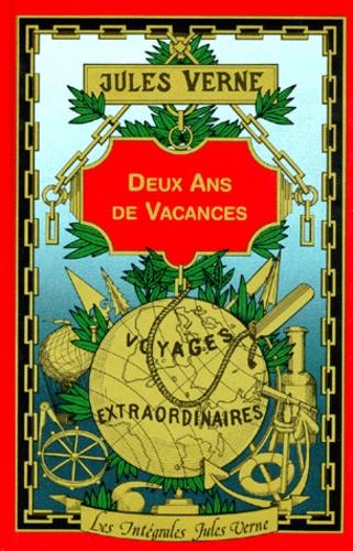 Jules Verne - Deux ans de vacances.