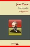 Jules Verne - Jules Verne : Oeuvres complètes et annexes (annotées, illustrées) - Cinq semaines en ballon, Vingt mille lieues sous les mers, Voyage au centre de la Terre, Le tour du monde en 80 jours....