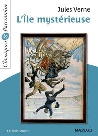 Jules Verne - L'Île mystérieuse - Classiques et Patrimoine.