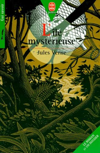 Jules Verne - L'île mystérieuse - [version abrégée.