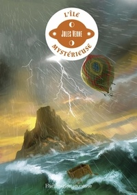 Jules Verne - L'île mystérieuse.