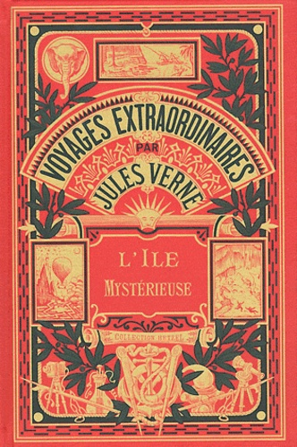 L Ile Mysterieuse Tome 1 Grand Format
