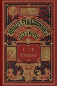 Jules Verne - L'île mystérieuse - Tome 2.