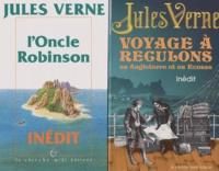 Jules Verne - L'Oncle Robinson - Voyage à reculons en Angleterre et en Ecosse.