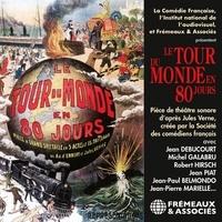 Jules Verne et Michel Galabru - Le tour du monde en 80 jours.