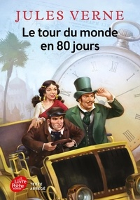 Jules Verne - Le tour du monde en 80 jours.