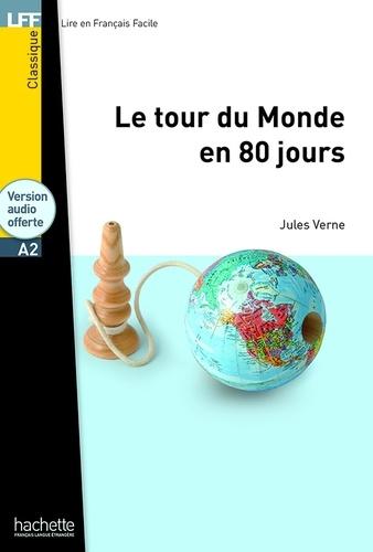 Le tour du monde en 80 jours  avec 1 CD audio