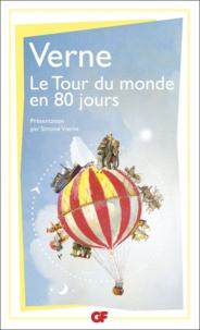 Le Tour du monde en 80 jours - Jules Verne - Format PDF - 9782081315419 - 4,99 €
