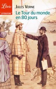 Le tour du monde en 80 jours - Jules Verne - Format PDF - 9782290080115 - 1,99 €
