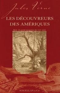 Jules Verne - Les découvreurs des Amériques.