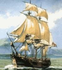 Jules Verne - Les forceurs de blocus.
