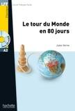 Jules Verne - LFF A2 - Le Tour du Monde en 80 jours (ebook).
