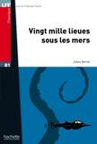 Jules Verne - LFF B1 - Vingt mille lieues sous les mers (ebook).