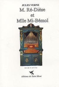 Jules Verne - M. Ré-dièse et Mlle Mi-bémol.
