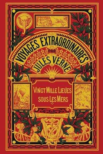 Vingt Mille Lieues Sous Les Mers Tome 1 Grand Format
