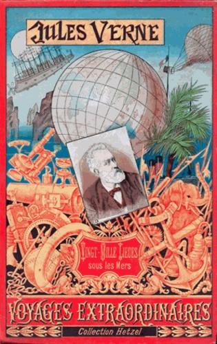 Vingt mille lieues sous les mers. Edition illustrée