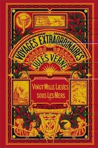 Jules Verne - Vingt milles lieues sous les mers - Tome 2.