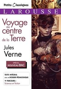 Téléchargements de manuels scolaires pdf Voyage au centre de la Terre  9782035987129 par Jules Verne