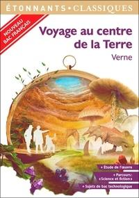 """Jules Verne - Voyage au centre de la Terre - Programme nouveau Bac 2021 1re. Parcours """"Science et fiction""""."""