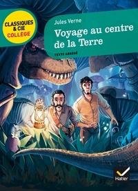 Voyage au centre de la Terre- Texte abrégé - Jules Verne pdf epub