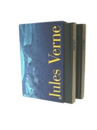 Jules Verne - Voyages extraordinaires - Coffret 2 volumes : L'Ile mystérieuse - Le Sphinx des glaces - Les enfants du capitaine Grant. Vingt mille lieues sous les mers.